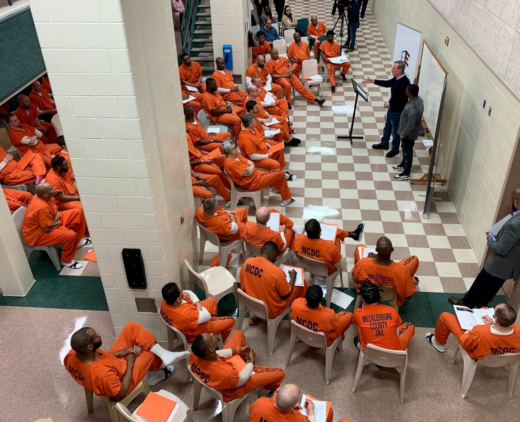 Correctional Facility Workshops